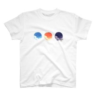 Sky signal. T-shirts