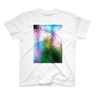 ガラス T-Shirt