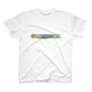 コロンビアTシャツ T-shirts