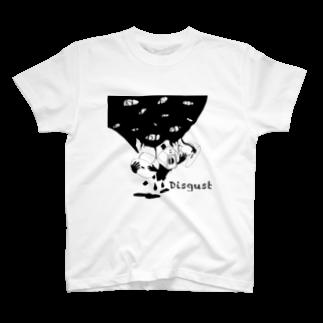 ほたかの「我擦負守苦」 T-shirts