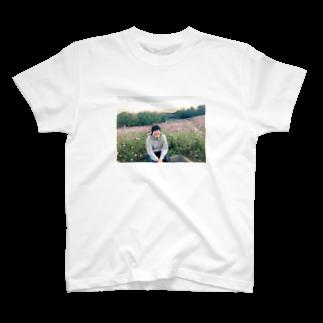 kasisukoonの牛女しらすとお花畑 T-shirts