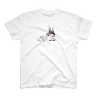 2018.12月うさぎ T-shirts