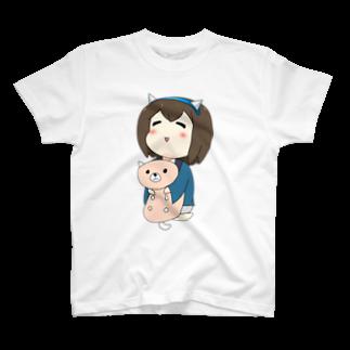 ハウス万手観音の万手観音Tシャツ T-shirts