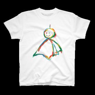 のぶゆきのdream002 T-shirts