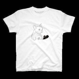 non.FuLFiLLのLOVE YOU T-shirts