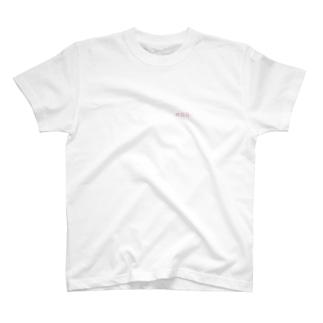 enu.Tシャツ(前面) T-shirts