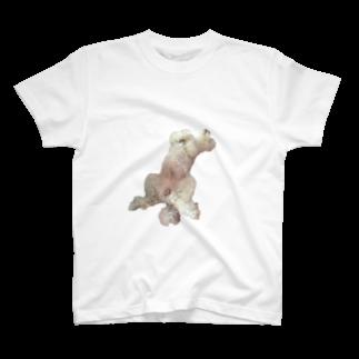 のぶゆきのdoggy0008 T-shirts