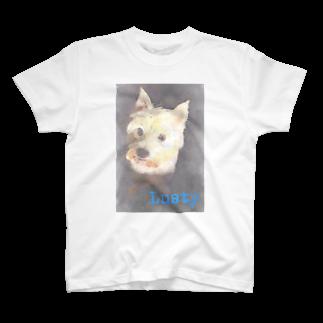 Lu3のLusty T-shirts