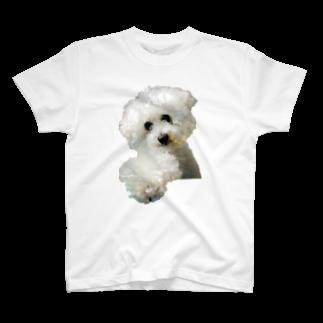 のぶゆきのdoggy009 T-shirts