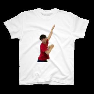 たくたろうのてう君Tシャツ T-shirts