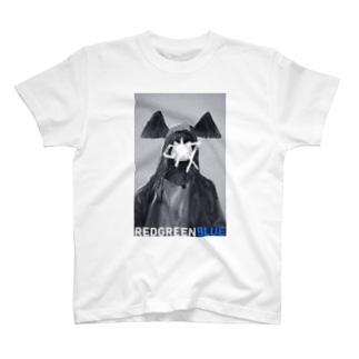 CA7/BLUE T-shirts