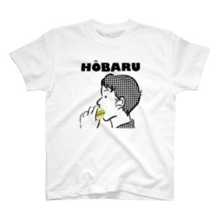 HÔBARU(type B) T-shirts