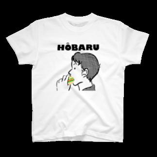 コトブキ商店のHÔBARU(type B) T-shirts