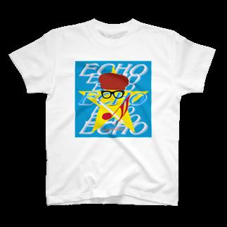 Logic RockStar  illustration Official StoreのECHO  T-shirts