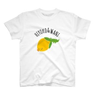 HIYOKO&WANI T-shirts