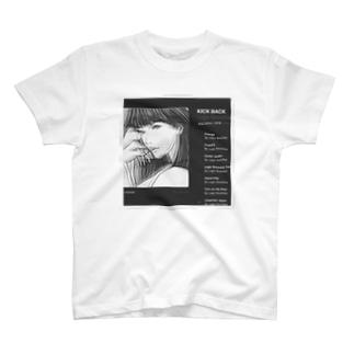 Kick Back  T-shirts