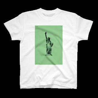 365 days projectの9/8  ニューヨークの日 T-shirts