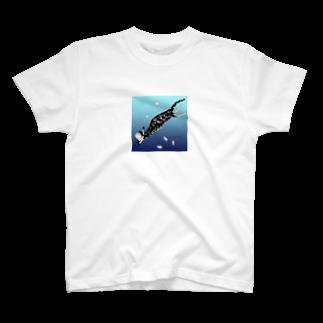 ツギオ屋のDive T-shirts