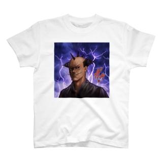 厳格者基本登場シーン T-shirts