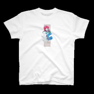 イノウエ向けアイテム販売所の2019S 浮遊 P T-shirts