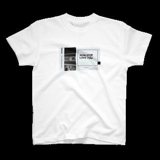 hakuseiの20190825 T-shirts