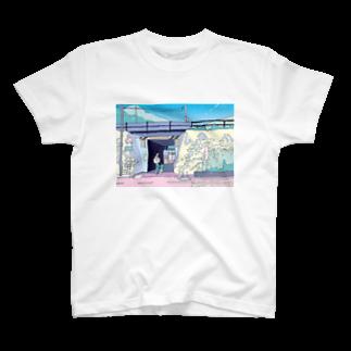 SaigetsuのMom T-shirts