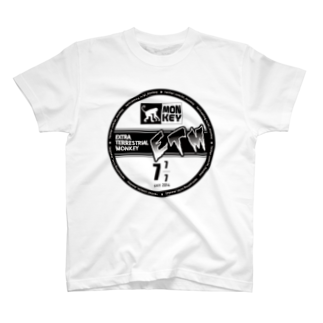 ET・MONKEY🐵のMON-ERA T-shirts