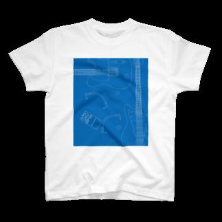 setosunaoのKIZAI01 T-shirts