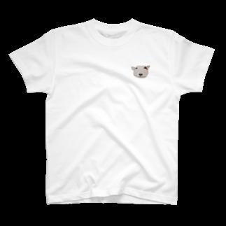 Merriment by Hisのぶるてりあ すこし下からのアングル T-shirts