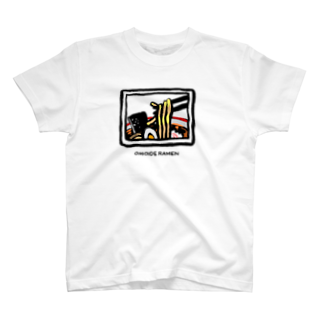 okioの思い出のラーメン T-shirts