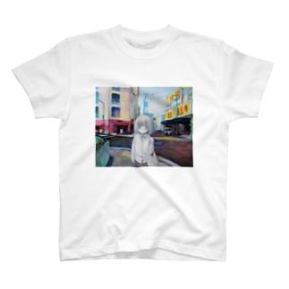 ソルト・アンド・ハーブ T-shirts