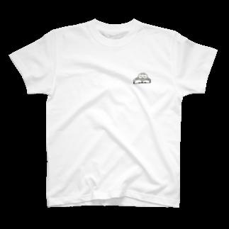 rikujamiの未 T-shirts