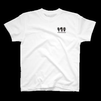 エコペン研究所のフタバマッチョワンポイント T-shirts