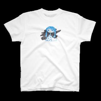 harappadedanceの女の子 T-shirts