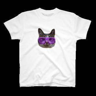 sishamo-putaのししゃもくん T-shirts