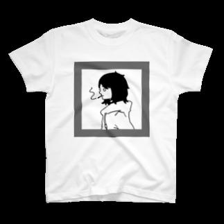 Emilyの喫煙ちゃんver3 T-shirts