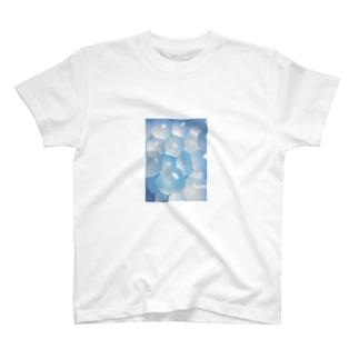 納涼わらびもちT T-shirts