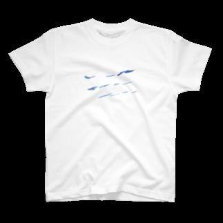 shuuuのnami T-shirts