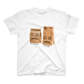 DOUWAのbread T-shirts