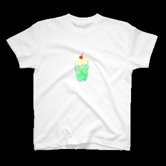 Unoのsoda T-shirts