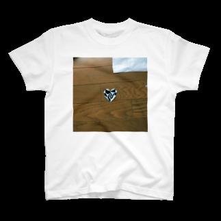 うみつき(:]ミのハート T-shirts