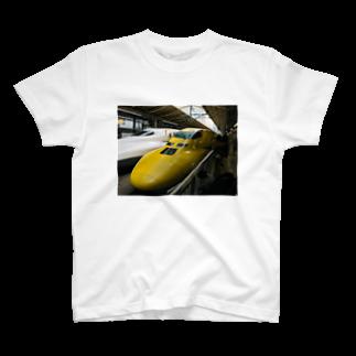 preppのドクターイエロー T-shirts
