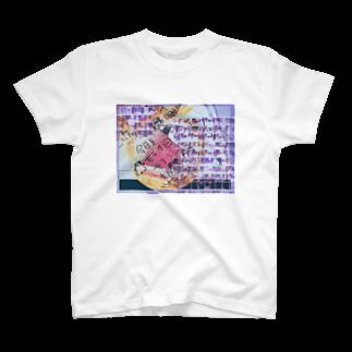 aa_baibaiのずっと今日 T-shirts