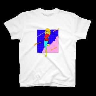 ザノーのpink cloud T-shirts