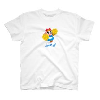 モンチーノ!チアリーダー T-shirts