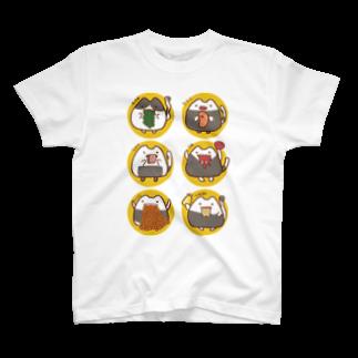 シュガァシロップの闇のおにゃぎり T-shirts