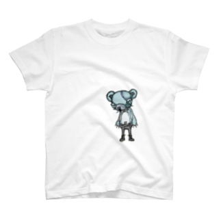 kuma-punk T-shirts