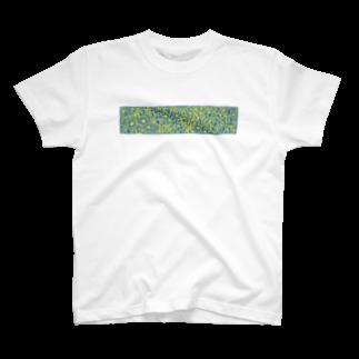 若林のぎっしり T-shirts