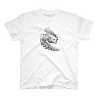 Unoの人面魚 T-shirts