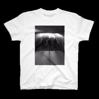 Reiji Shiratoriのアー写 T-shirts